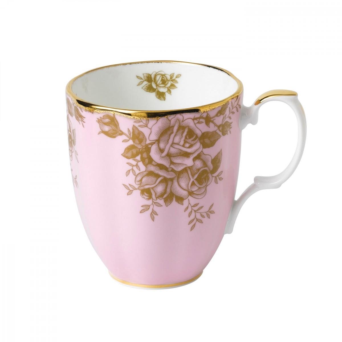100 Years Of Royal Albert 1960 Golden Roses Mug