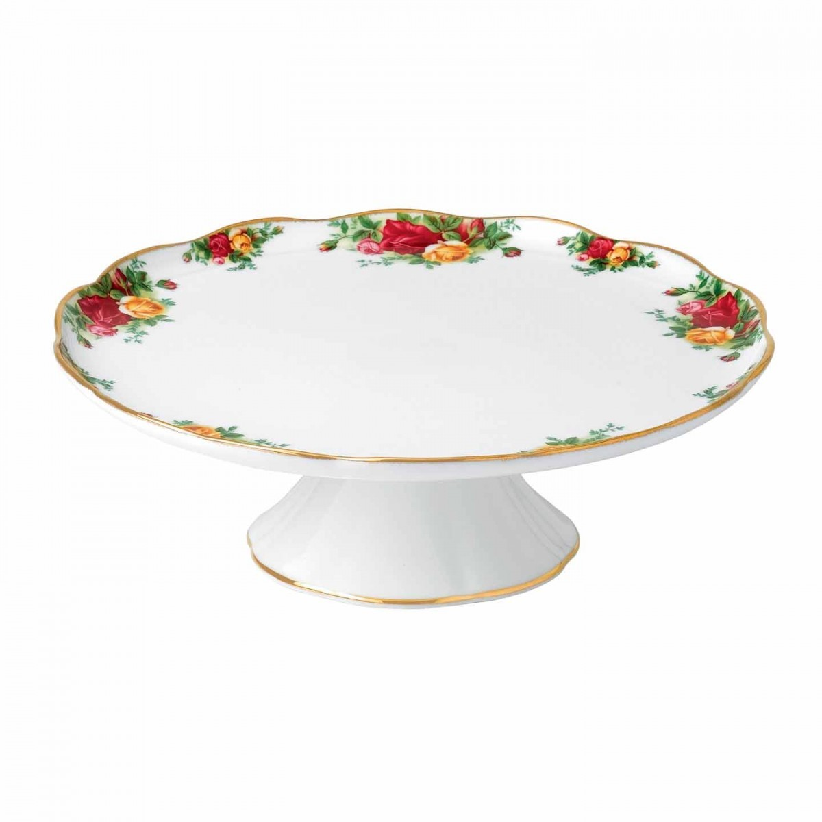 Old Country Roses Cake Stand Large OCR