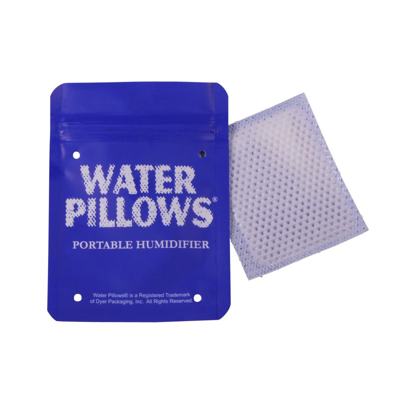 """Humidification system """"Water Pillows""""6.5x5.5cm"""