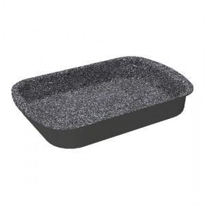 Pedrini A MAORI color Square Roaster Pan 30*22Cm Granite