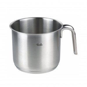 Fissler Original Pro Collection Milk Pot Without­ Lid, Stainless Steel, 16 Cm