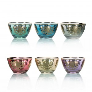 Art Decor S.R.L. Bowl Colors (Set Of 6)
