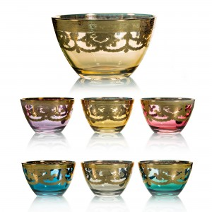 Art decor s.r.l. Bowl Set of 7