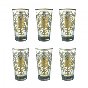Art Decor a Bibita Palladio Set of 6 A3419
