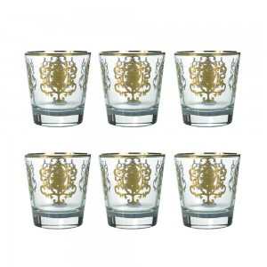 Art Decor a Dof Palladio Set of 6 A3440