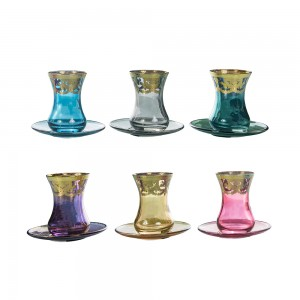 Art Decor a Tea Hasen Veneziano Set of 6 A620