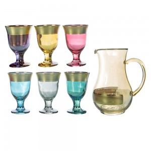 Art Decor a Acqua Max Basso Set of 7 A1709