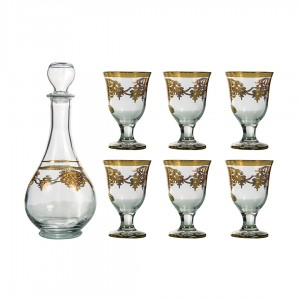 Art Decor A Emblema Oro 7Pcs A1877