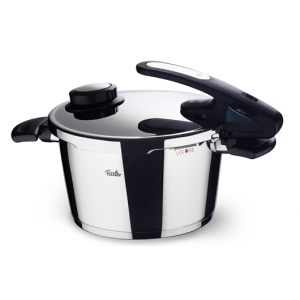 Fissler A Vitavit Edition design pressure cooker 26 cm / 10 ltr. with inset