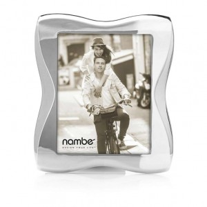 Nambe Bella Photo Frame - 8 x 10