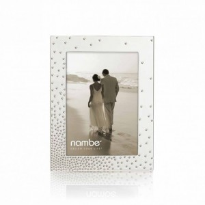 Nambe Dazzle Photo Frame - 7 x 5