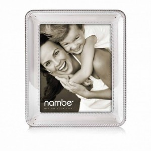 Nambe Braid Photo Frame - 8 x 10
