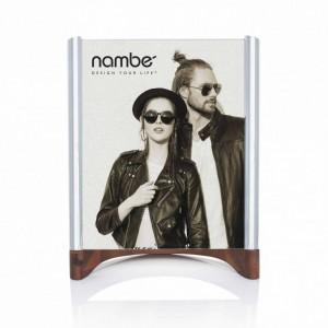 Nambe Sky View Photo Frame - 8 x 10