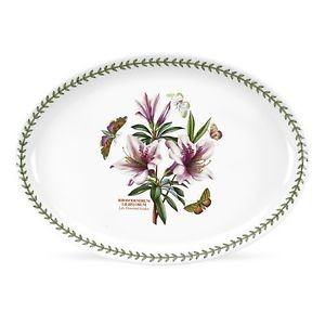 Botanic Garden Oval Serving Dish