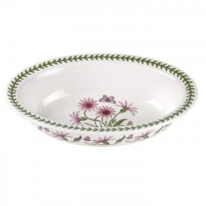 Botanic Garden Oval Pie Dish 13.75 Inch