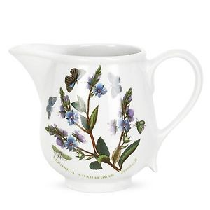 Botanic Garden Cream Jug Romantic Shape