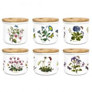 Botanic Garden Storage Jar 6.25 inch