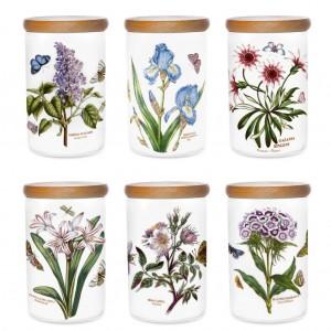 Botanic Garden Storage Jar 8inch