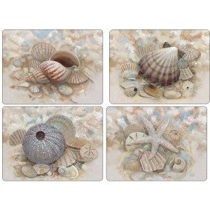 Z Pimpernel Beach Prize Placemats Set of 4