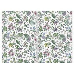 Botanic Garden Chintz Placemats Set of 4