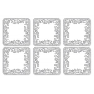 Spode Delamere Rural Coasters Set of 6