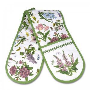 Botanic Garden Chintz Double Oven Glove