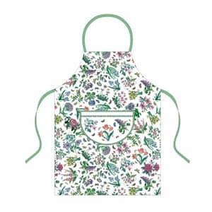 Botanic Garden Chintz Cotton Apron