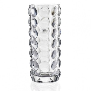 RCR Bubble Flower Crystal Glass vase 30cm