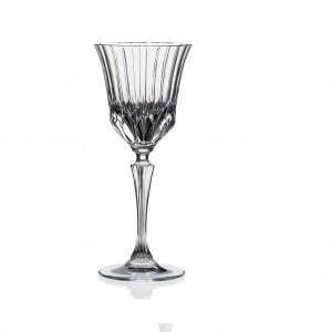 RCR ADAGIO Red Wine Crystal Glass Set of 6 - 28 cl