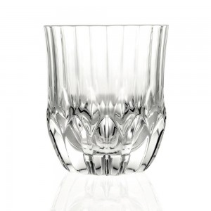 RCR ADAGIO Old Fashioned Crystal Glass Set of 6 - 35 cl
