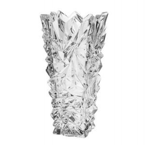 Bohemia Glacier Crystal Vase 30.5 cm