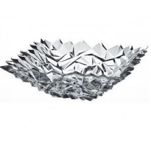 Bohemia Glacier Crystal Bowl 28 cm