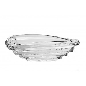Bohemia Dynamic Crystal Oval Bowl 37 cm