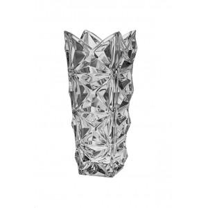 Bohemia Pyramid Crystal Vase 30 cm