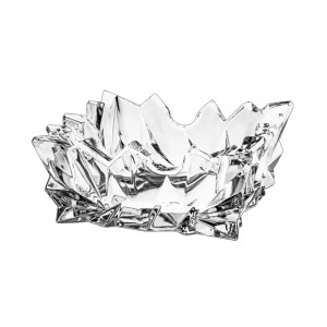Bohemia Glacier Crystal Ashtery 20 cm