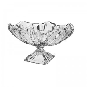 Bohemia Princess Crystal FTD Oval Bowl 38 cm