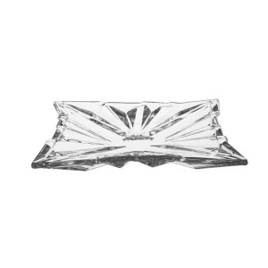 Bohemia Princess Crystal Plate 30.5cm