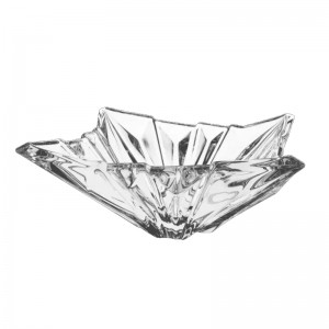 Bohemia Princess Crystal Round Bowl 28.5 cm