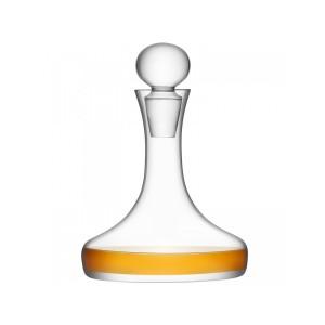 LSA BAR Ships Decanter 500ml Handmade Glass
