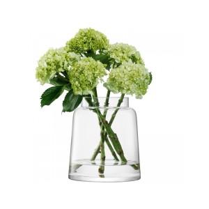 LSA CHIMNEY Vase H30cm Handmade Glas
