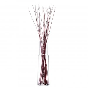 LSA CHIMNEY Clear Vase 100cm