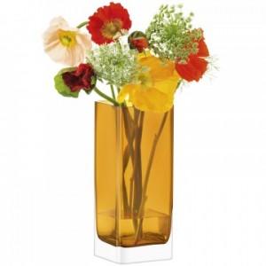 LSA MODULAR Vase 25 x 10 x 10cm Handmade Glass