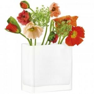 LSA MODULAR Vase 20 x 20 x 10cm Handmade Glass