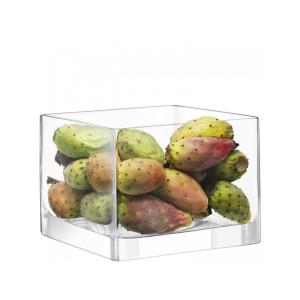 LSA MODULAR Container 20 x 20 x 15cm Handmade Glass