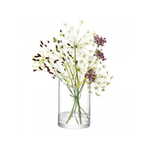 LSA COLUMN Vase 24cm by 17cm