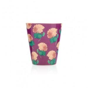 Wax Lyrical Candle Ceramic. Hydrangea