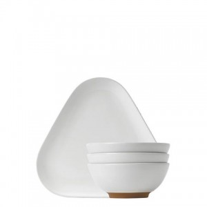 Olio Snack Tray & Bowls by Barber & Osgerby