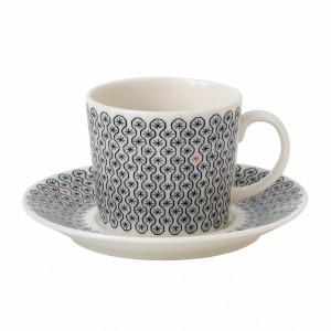 Charlene Mullen Foulard Star Teacup & Saucer 250ml