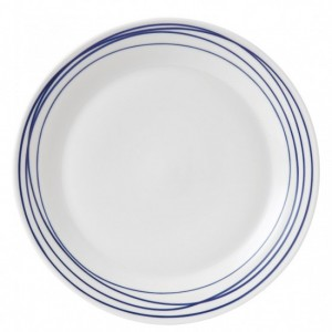 Pacific Dinner Plate 28cm, Lines