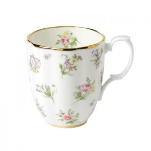 100 Years Of Royal Albert 1920 Spring Meadow Mug